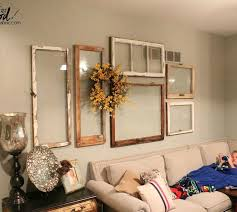 Living Room Wall Decoration Sooo Many Questions About My Mirrors So Here We Go I Bought 3