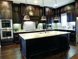 Black Kitchen Cabinet Paint Painted Black Kitchen Cabinets U2013 Sabremedia Co