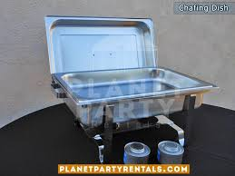party rentals san fernando valley chafing dishes partyretanls canopy tents chairs tables jumpers