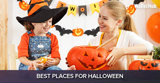 2017 u0027s places halloween wallethub