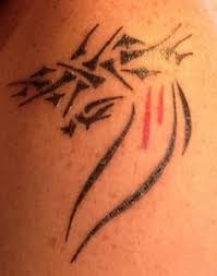 crown of thorns tattoo on arm libra tribal tattoo pinterest