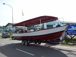 Awning Boat Ken And Tan Boat Manufacturer Brunei Custom Made Boats