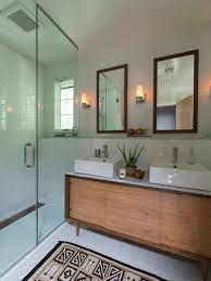 mid century modern bathroom vanity houzz