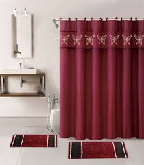 12 interesting bathroom sets with shower curtain design u2013 direct