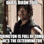 Walking Dead Meme Daryl - walking dead daryl meme generator imgflip
