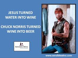 Chuck Norris Meme - chuck norris wine facts meme collection sensible wino wine