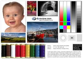 all in one printer group test digital photography review