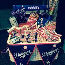 Gift Baskets Los Angeles The 25 Best Baseball Gift Basket Ideas On Pinterest Boys Easter