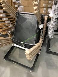 Sunvilla Bistro Chair Sunvilla Micro Mesh Commercial Bistro Chair Costcochaser