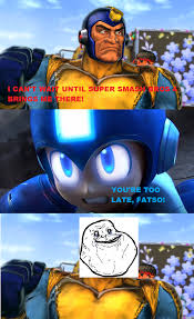 Mega Man Memes - b b a mega man fails to be in ssb4 by trc tooniversity on deviantart