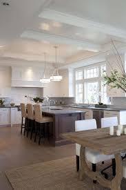 open kitchen with island open kitchen design white shaker cabinets cherry kitchen island