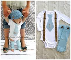 birthday onesie boy items similar to baby boy 1st birthday onesie tie
