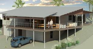 Sloping House Plans Sloping Block House Designs Bush And Beach Homes Houses
