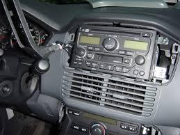 04 honda pilot radio code 2004 pilot ex removing radio bezel honda pilot honda pilot forums