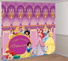 simple birthday decoration at home interior design creative princess themed birthday decorations