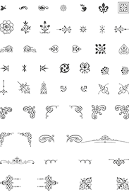 free vintage vector pack 85 vector ornaments 20 decorative frames