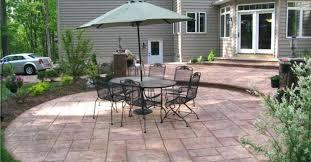 Concrete Slabs For Backyard by Patio Slab Design Ideas Concrete Slab Patio Design Ideas Slab