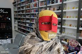 Burka Halloween Costume Persian Gulf Islands Pictures Getty Images