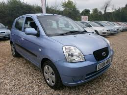 used kia picanto cars for sale motors co uk