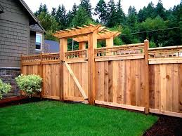 Privacy Fence Ideas For Backyard Privacy Fence Ideas Privacy Fence Ideas For Chain Link Gate