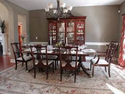 dining room white natural base wooden dining table antique white