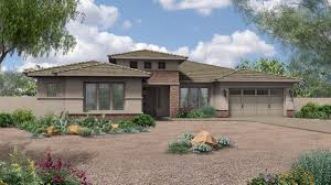 Desert Home Plans Plan 6531 The At Center Pointe Vistoso Maracay