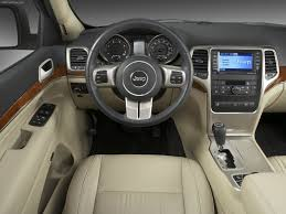 grey jeep grand cherokee interior jeep grand cherokee 2011 picture 42 of 88