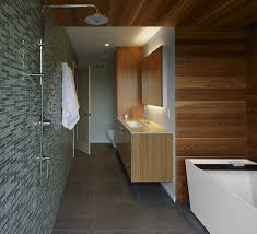 Horizontal Beadboard Bathroom 20 Rooms With Modern Wood Paneling