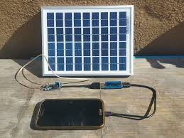 diy portable usb solar charger 20 4 ports 5 steps with