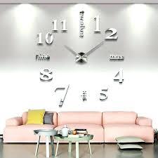 pendule originale pour cuisine horloge pour cuisine cuisine 3 d pendule murale pour cuisine