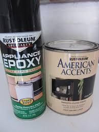 can you paint kitchen appliances frugal ain t cheap painting appliances black