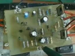 assembled omega amplifier 1200w youtube with regard to pioneer
