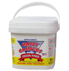 amazon com happy campers organic rv holding tank treatment 64