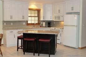 white kitchen cabinets with black island white painted kitchen with black island home stores