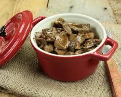 cuisiner des rognons de boeuf recette rognons de veau bordelaise
