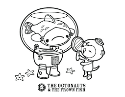 Octonauts Coloring Pages Tunip Thaypiniphone Octonauts Coloring Pages