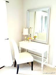 how to make vanity desk make vanity vanity desk set medium size of desk make vanity table