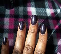 purple nail polish lacquerglamour