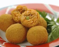 cuisine sicilienne arancini à la sicilienne