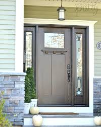 colonial style front doors best front doors for every home style a pop of pretty house front