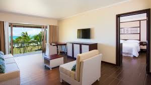 deluxe one bedroom suite at sheraton samoa aggie grey u0027s resort