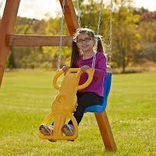 amazon com wind rider glider swing toys u0026 games
