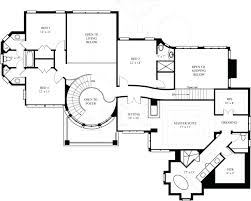 cream luxury modern house floor plans that can be decor with