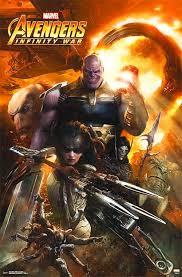 film marvel akan datang marvel rilis foto thanos dan penilan para villain avengers