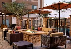 Fire Pits San Diego by Courtyard By Marriott San Diego Oceanside San Diegan