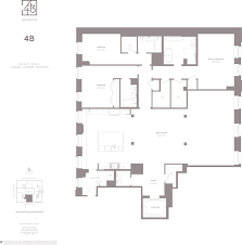 Newest Floor Plans by 443 Greenwich Street Curbed Ny