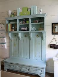 Shabby Chic Bench 25 Shabby Chic Hallway And Entryway Décor Ideas Shelterness