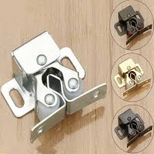 touch latch cabinet hardware 10 set top quality cabinet catch stopper push to open cupboard door