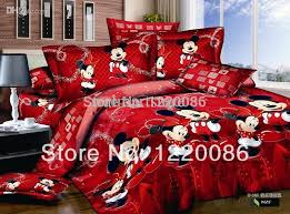 Minnie Mouse Twin Comforter Sets Wholesale Mickey And Minnie Mouse Bedding Sets Comforter Sets King