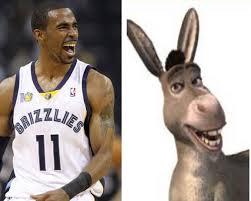 mike conley donkey shrek u2013 bad schotz